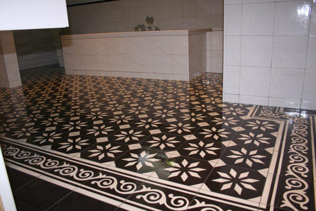 Portugese Tegels Patchwork : Portugese tegels patchwork stunning naadloze patchwork patroon